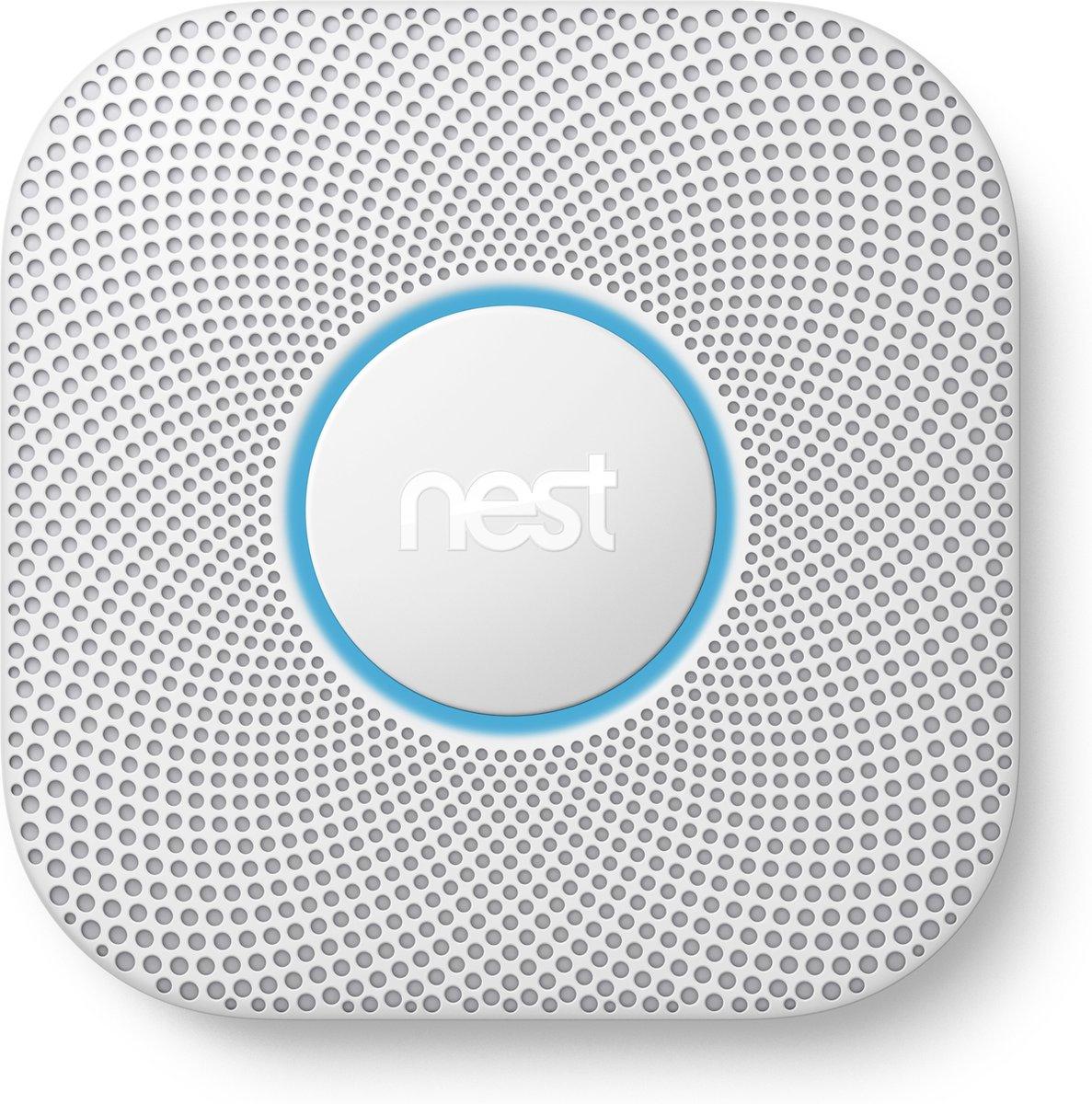 Nest Protect, zowel batterij als bedraad