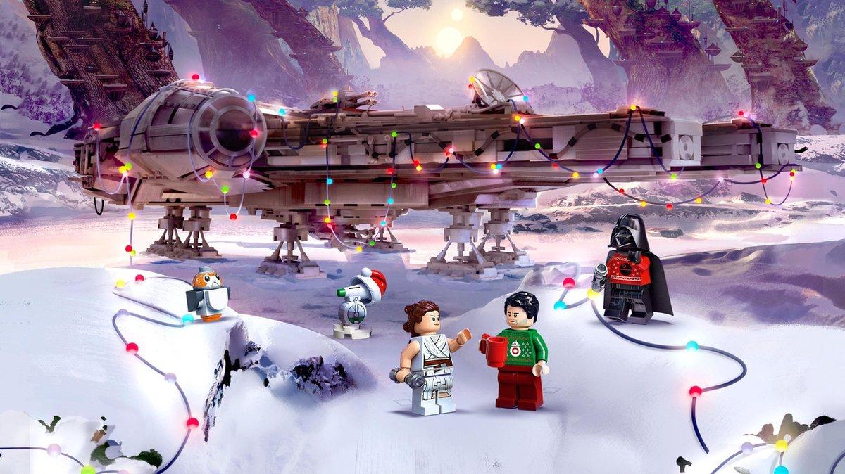 LEGO Star Wars Adventskalender 2020 - 75279