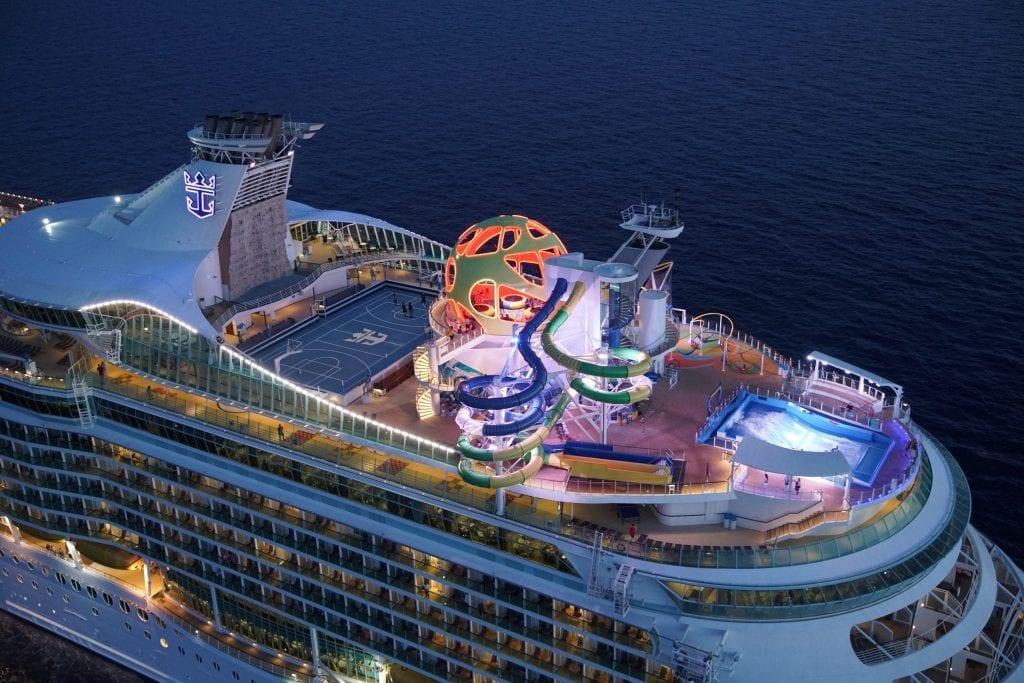 Goedkope cruise met Royal caribbean (2020)