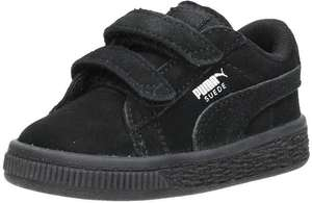 Puma suède toddler velcro sneakers @ Sooco