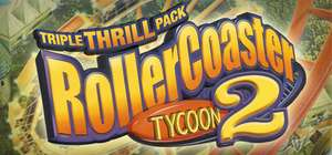 RollerCoaster Tycoon 2: Triple Thrill Pack €1,49 @Fanatical