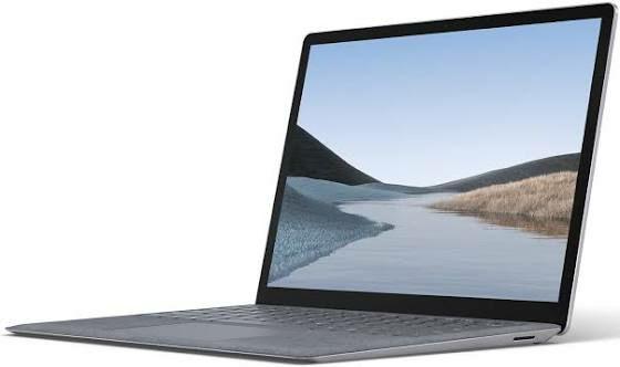 Microsoft Surface Laptop 3 , Intel i5, 128 of 256 GB, QWERTZ