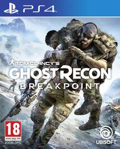 Ghost Recon Breakpoint (PS4) @ Nedgame