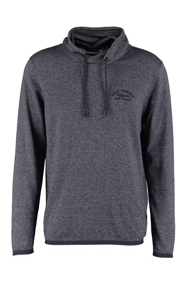 Maat L - Sweater Grijs + Jeans Centre trucjes!