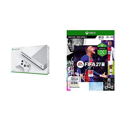 Xbox One S 1TB Console + FIFA 21 @ Amazon.de