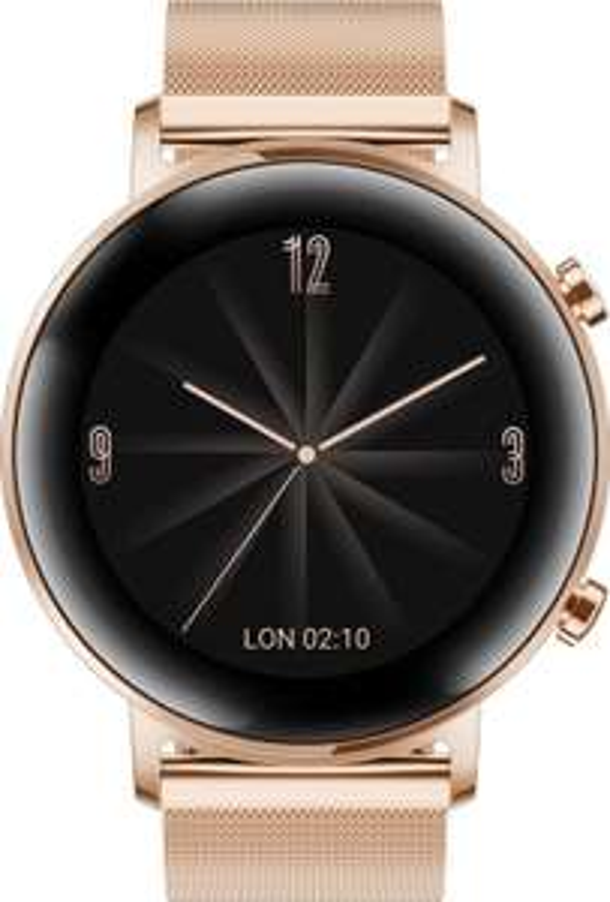 Huawei Watch GT 2 (42mm) grijs Dames