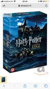 Prime Harry Potter complete collectie dvd