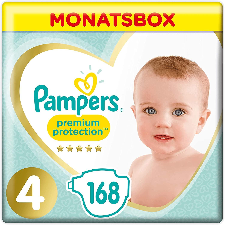 Pampers premium protection maandbox diverse maten (PRIME DEAL)