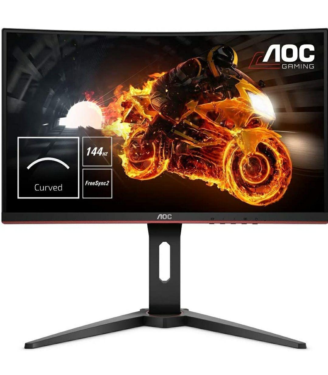 [PRIME] AOC C24G1 Gaming Monitor