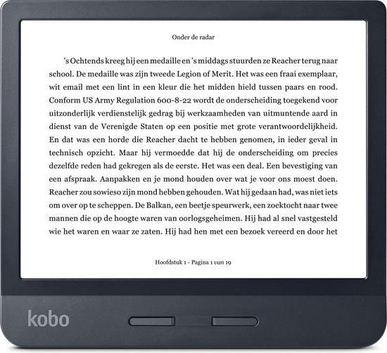 Kobo Libra H2O e-reader met korting