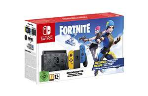 [Pre-order] Fortnite Special Edition Nintendo Switch Console voor €302,49 @ Amazon.fr