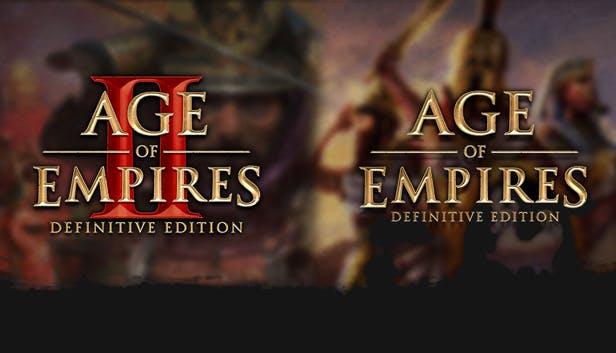 Age of Empires: definitive edition bundle