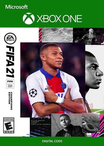 FIFA 21 Champions Edition (Xbox One) Xbox Live Key UNITED STATES