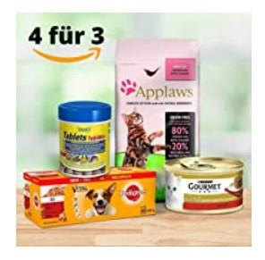 Huisdier Aanbieding: Neem 4 en betaal 3 - Aangeboden door Amazon.de