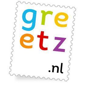 Bij Greetz bij alle kaarten gratis postzegel
