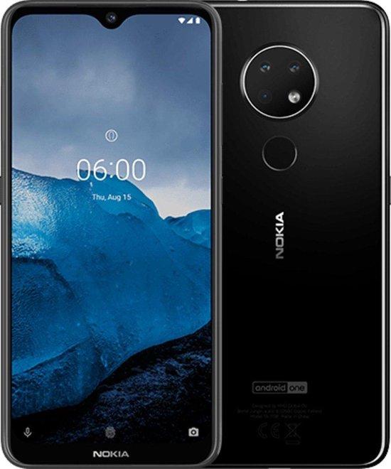 Nokia 6.2 - 32GB - Zwart