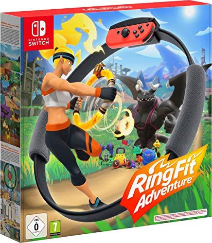 Ring Fit Adventure voor €56,81 met kortingscode bij Amazon.de