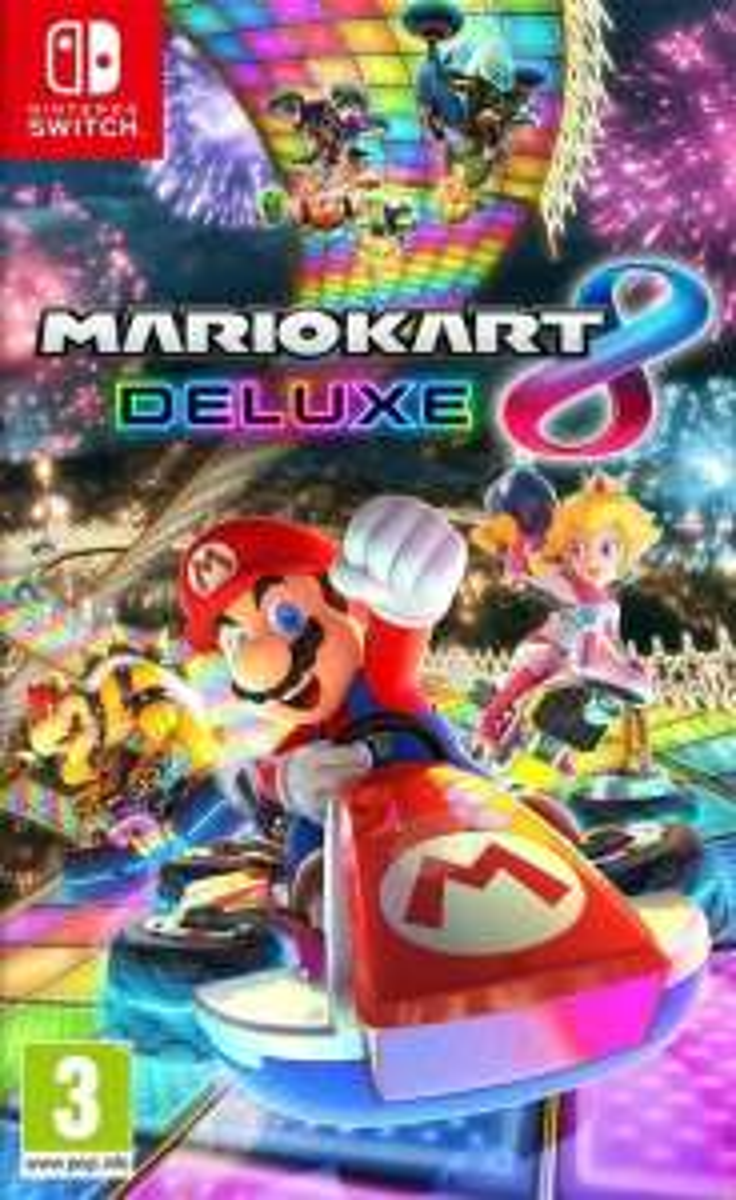 Switch Mariokart 8