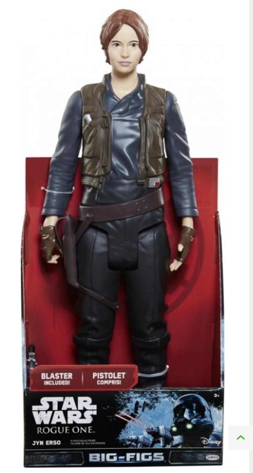 Star Wars Rogue One: Seal Commander Jyn Erso - 45cm