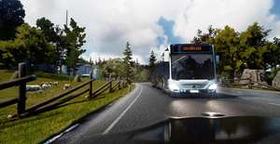 Bus Simulator 2018 gratis op Epic Games (MOD KIT)