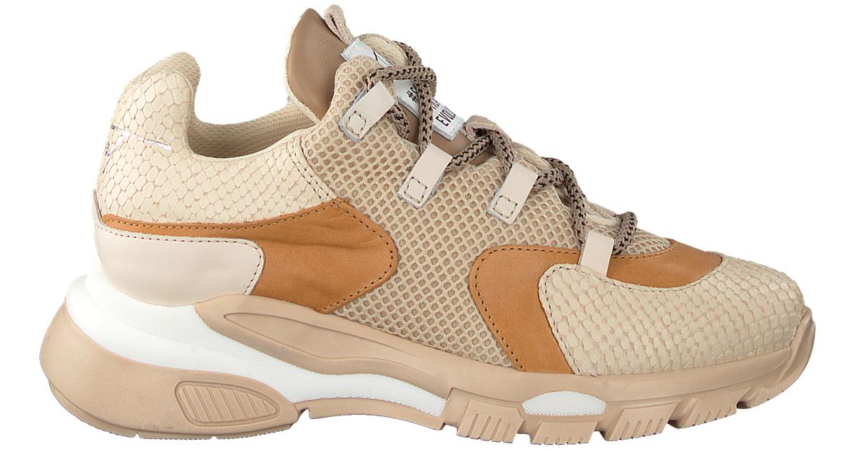 Beige TORAL Lage sneakers 11101