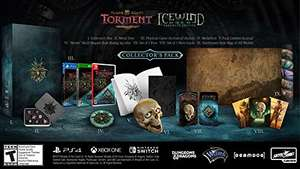 Icewind Dale + Planescape Torment Enhanced Edition - Collectors Edition (Switch)