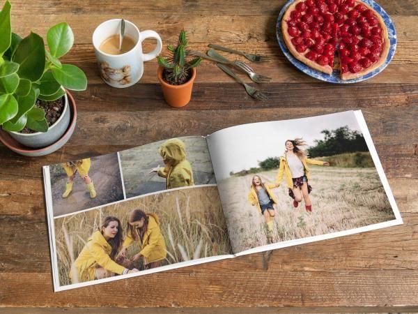 Albelli fotoboek waardebon twv €50 voor €20 + 1000 ING rentepunten