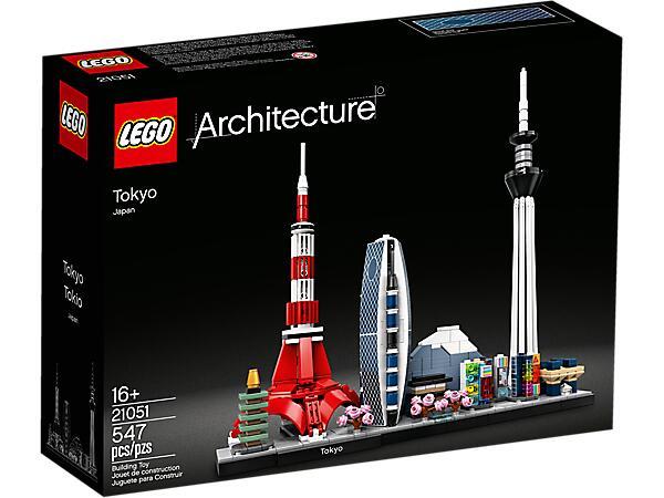 Lego Architecture Skyline Tokyo (21051)