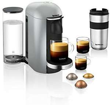 Krups XN900E Nespresso Vertuo Plus Deluxe koffiecapsulemachine