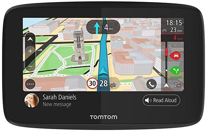 TomTom GO 520, 5 inch handsfree bellen, Siri, Google Now, TT Traffic wereldkaarten Bij Amazon NL