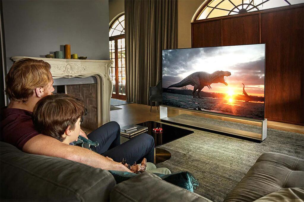 88 inch LG OLED88ZX9LA 8K televisie voor €20999 @ TVReus