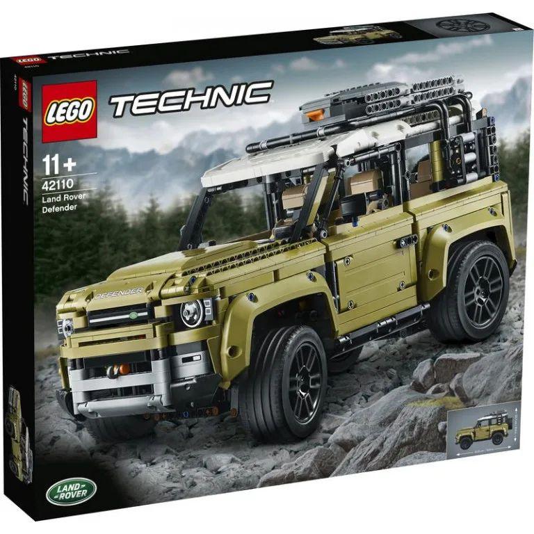 LEGO Technic Land Rover Defender (42110) - goedkoopste ooit!
