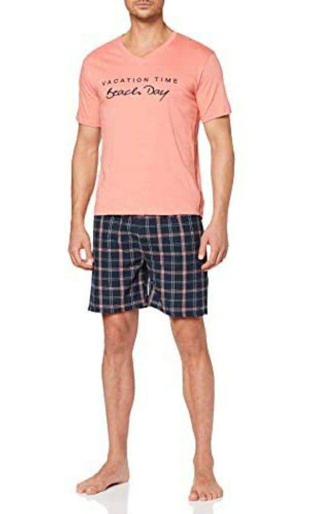 Alan Brown Heren Pyjama set AH.VACA.PSH