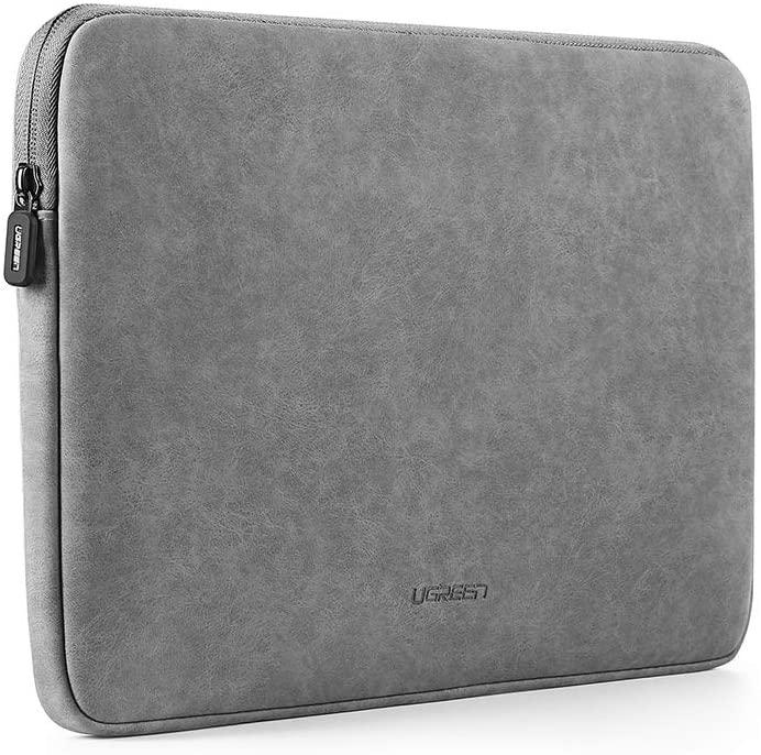"""Ugreen luxe laptop tablet sleeve 13,3"""" voor €9,99 door code @ Amazon NL"""
