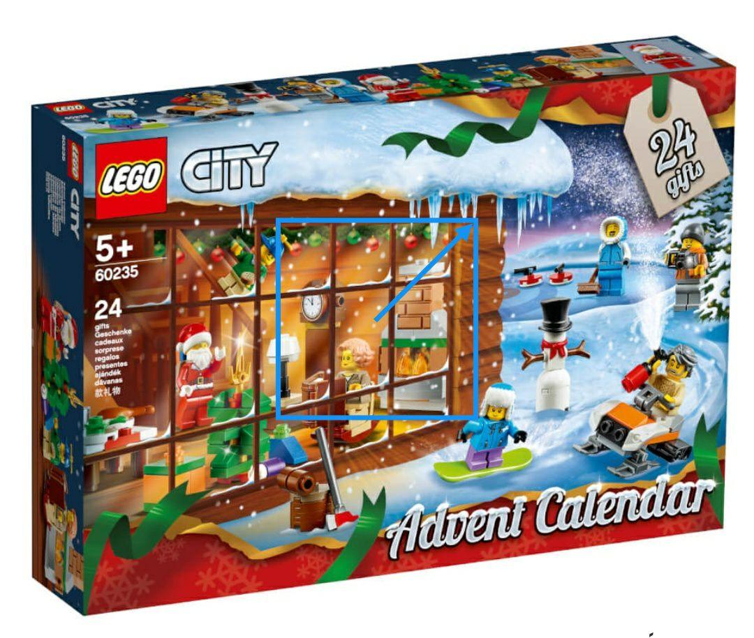 LEGO City adventskalender (60235)