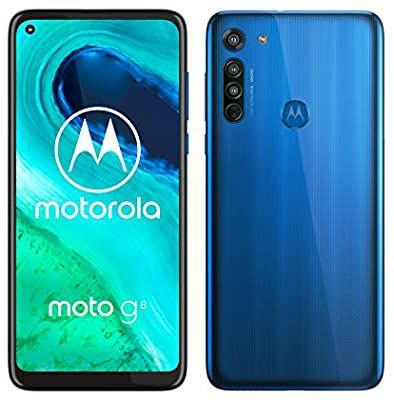 Motorola Moto G8 Blauw [4+64 GB]