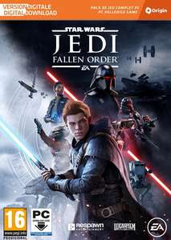 Star Wars: Jedi Fallen Order, Windows - Bol.com
