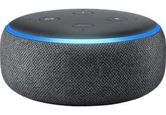 (Grensdeal) AMAZON Echo Dot 3. Generation Smart Speaker