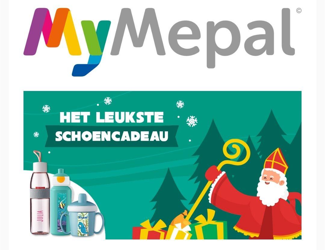 MyMepal 15% korting op alle bedrukte artikelen!
