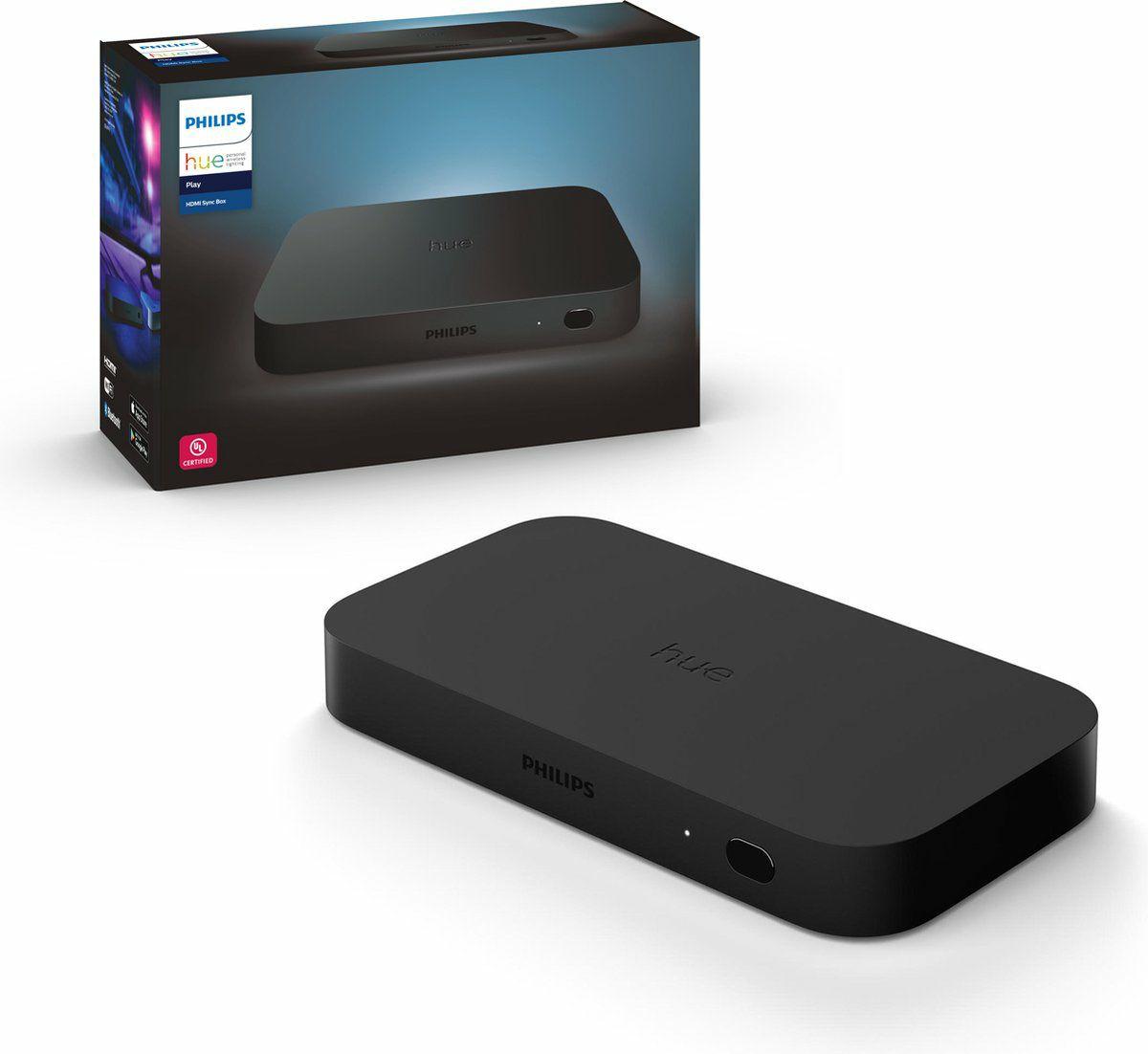 Philips Hue Play HDMI Sync Box - incl. HDMI kabel