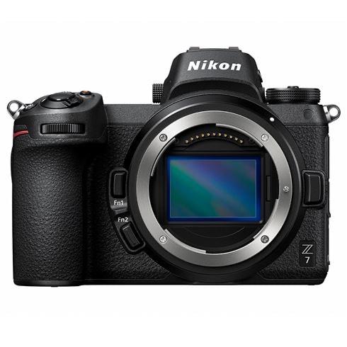 Nikon Z 7 full-frame systeemcamera