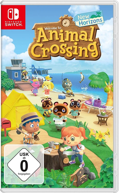 Animal Crossing: New Horizons Nintendo spel
