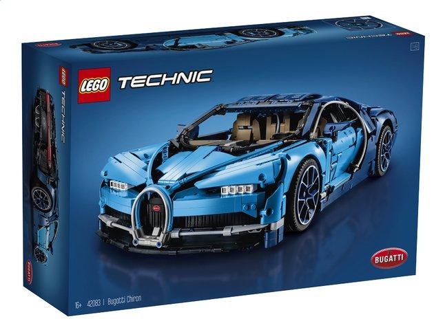 Lego technic Bugatti 42083 224,25 euro