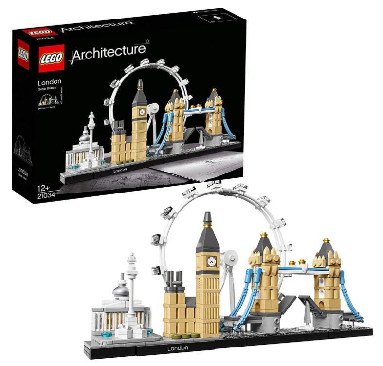 25% korting op Lego Architecture Londen (Lego code:6174059)