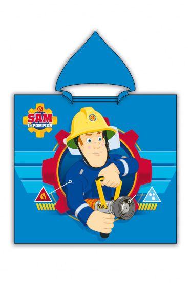 Brandweerman Sam poncho