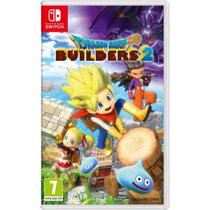 Dragon Quest Builders 2 (Switch) @ BCC/Wehkamp