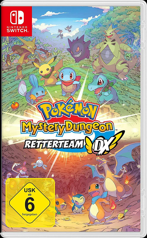 [Switch] Pokémon Mystery Dungeon: Rescue Team DX