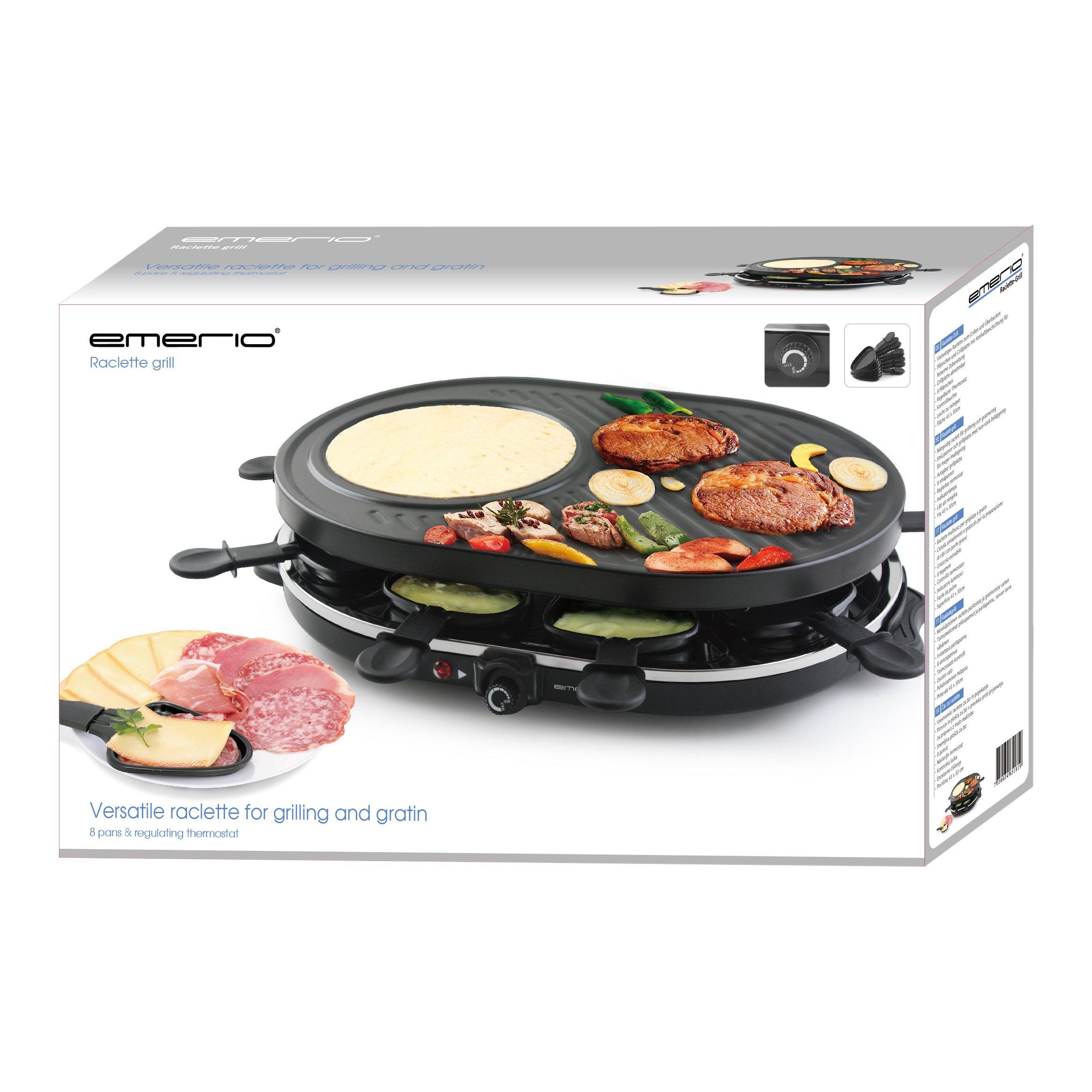 Emerio RG-105522 Gourmetstel @ fonQ