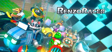 [PC] Gratis game - Renzo Racer - Mario Kart achtige Indie racing game met VR support