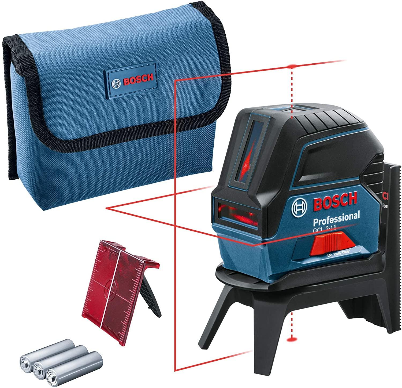 Bosch Professional Kruislijnlaser Gcl 2-15